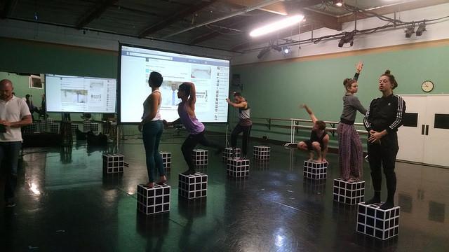 Public Figure Pasdena rehearsal